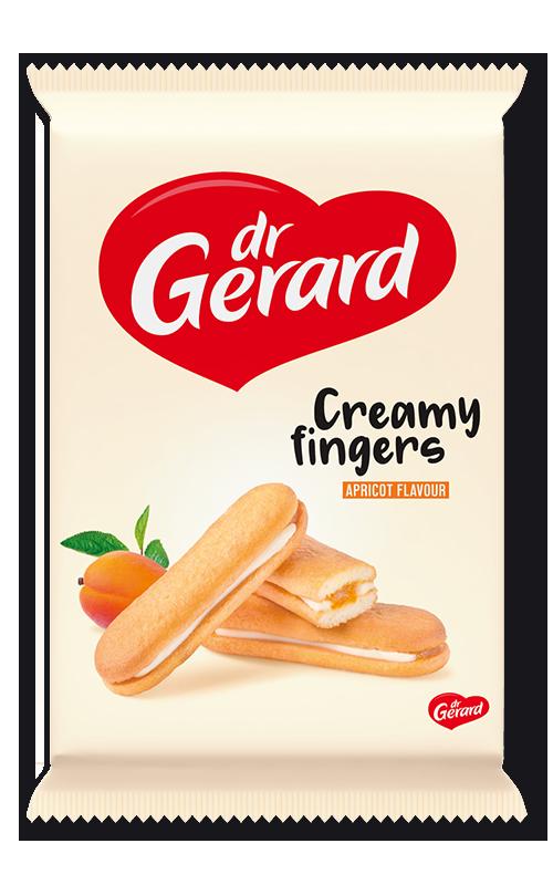 Creamy fingers 170g