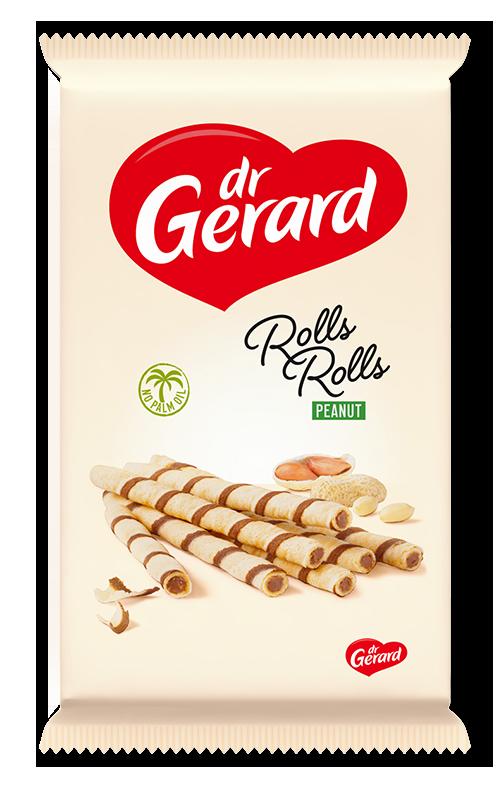 Rolls peanut 160g
